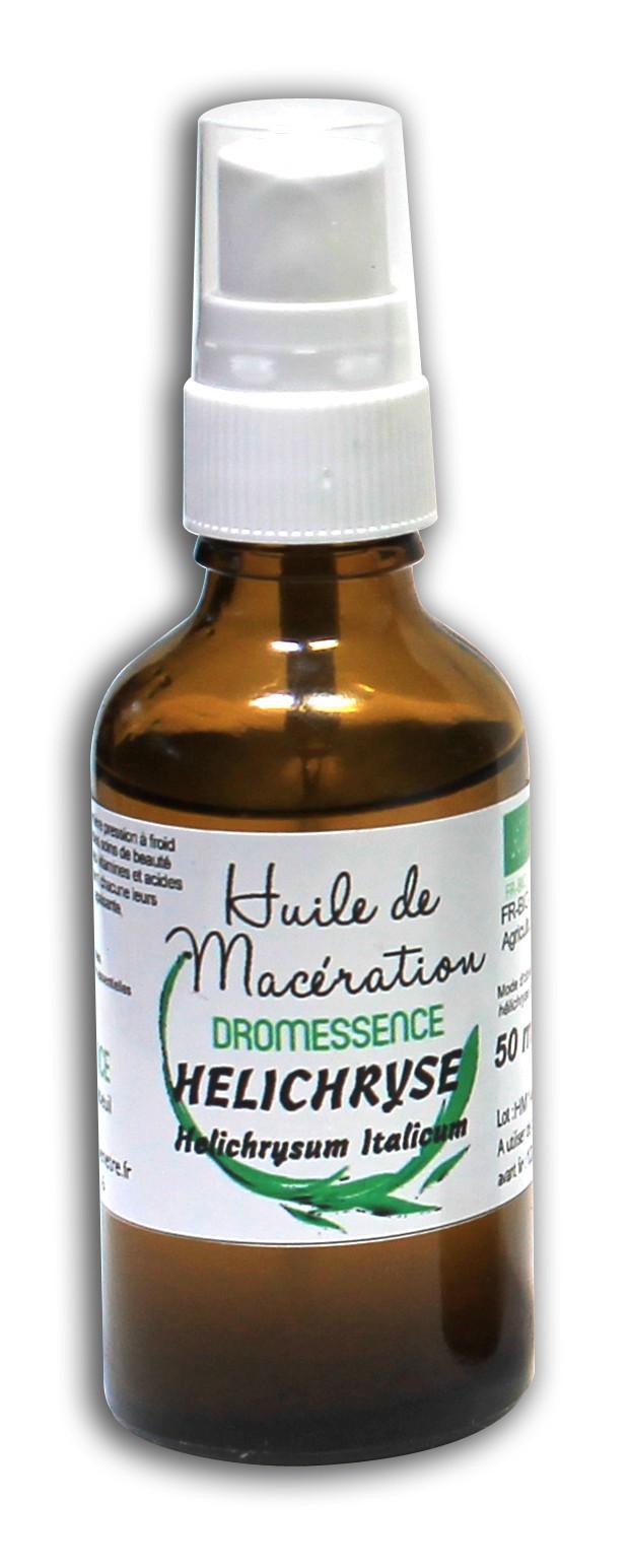 huile vegetale helichryse