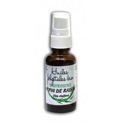huile végétale : Pépins de raisin