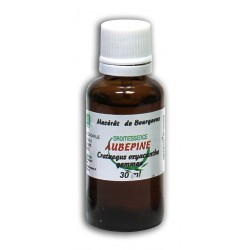 Macérât bio de bourgeons : Aubépine