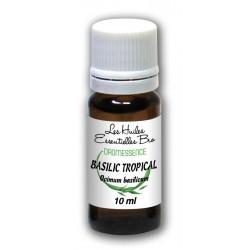 Huile essentielle Basilic tropical (ou exotique)BIO