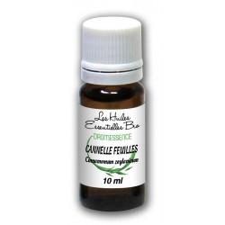 Huile essentielle Cannelle ceylan feuilles BIO