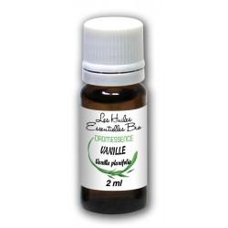 Huile essentielle de vanille BIO